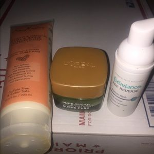 Beauty Product Lot Hair and Skin Care Awesome!!